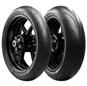 Avon 3D Ultra Xtreme Motorcycle Racing Tyres