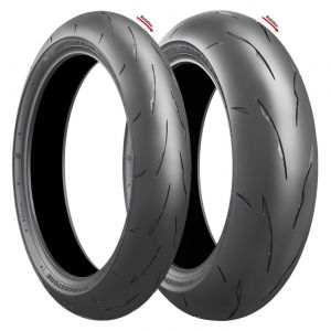 Bridgestone Battlax R11 Soft & Medium Motorcycle Race Tyres