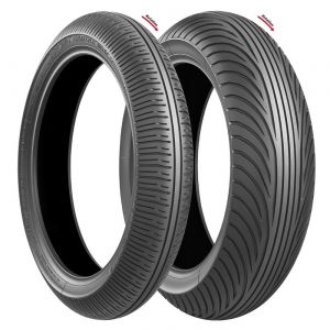 Bridgestone Battlax Racing W01 Rain Yek Soft Racing Motorcycle Tyres