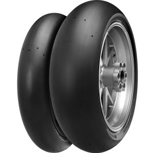 Continental Conti Track Slick Motorcycle Race Tyres