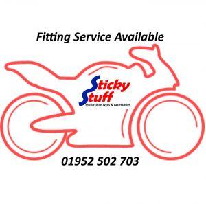 Metzeler Racetec TD Slick Motorcycle Tyres