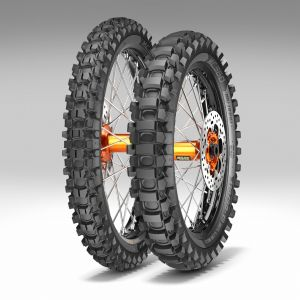 Metzeler MC360 Mid Hard Motorcycle Tyres