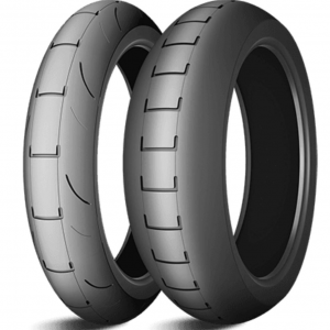 Michelin Power Supermoto Motorcycle Race Tyres