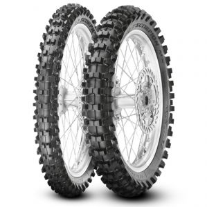 Pirelli Scorpion MX32 Mid Soft Motocross Tyres