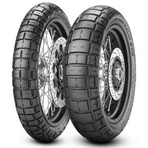 Pirelli Scorpion Rally STR Motorcycle Tyres